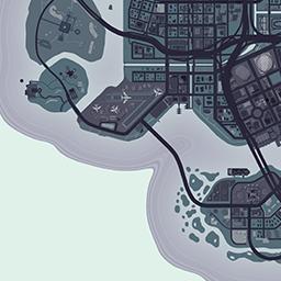 Gangstar Vegas All Collectibles Map