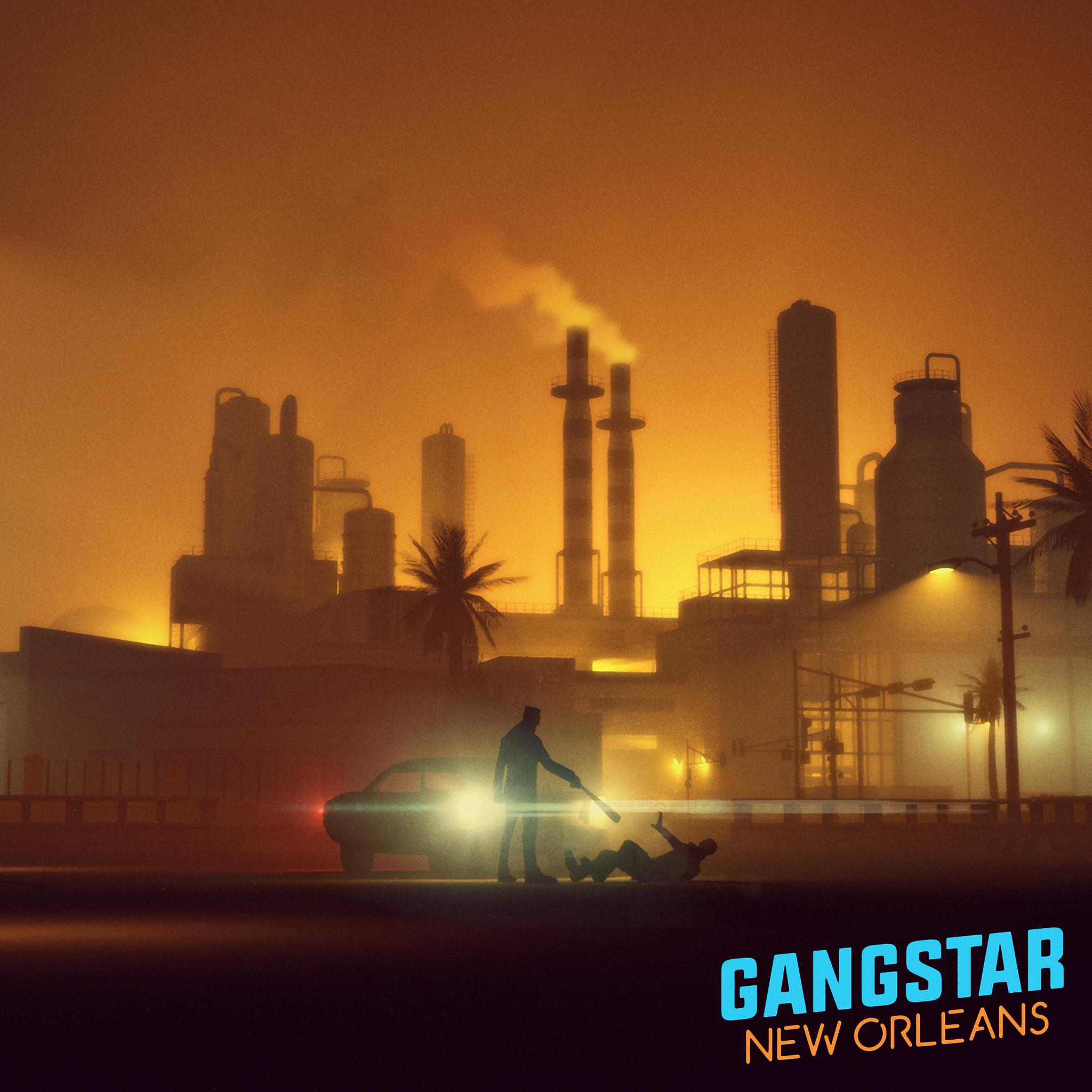 Wallpaper 2 Gangstar New Orleans