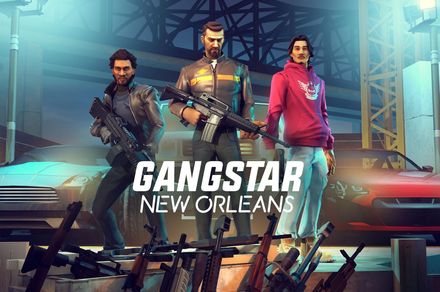 Wallpaper 3 Gangstar New Orleans